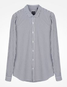 ARMANI EXCHANGE SLIM FIT STRIPED SHIRT Long sleeve shirt Man b