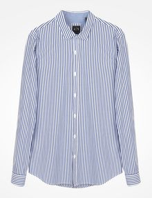 ARMANI EXCHANGE SLIM FIT STRIPED SHIRT Long sleeve shirt Man b