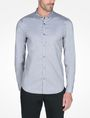 ARMANI EXCHANGE SLIM FIT CHAMBRAY SHIRT Long sleeve shirt Man f