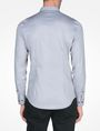 ARMANI EXCHANGE SLIM FIT CHAMBRAY SHIRT Long sleeve shirt Man r