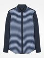 ARMANI EXCHANGE LONG SLEEVE STRIPED SHIRT Long sleeve shirt U b