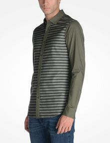 ARMANI EXCHANGE LONG SLEEVE STRIPED SHIRT Long sleeve shirt Man d