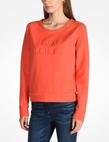 ARMANI EXCHANGE Fleece-Top Damen d