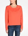 ARMANI EXCHANGE Fleece-Top Damen f