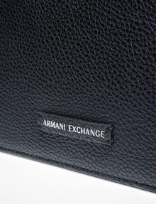 ARMANI EXCHANGE CLUTCH WRISTLET Bag D a