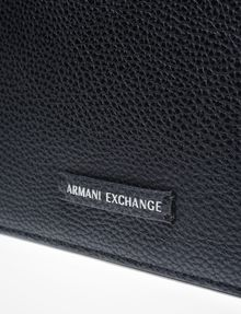 ARMANI EXCHANGE CLUTCH WRISTLET Wristlet Case Woman a