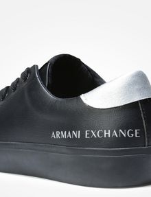 ARMANI EXCHANGE LOW TOP SNEAKERS Sneakers D a