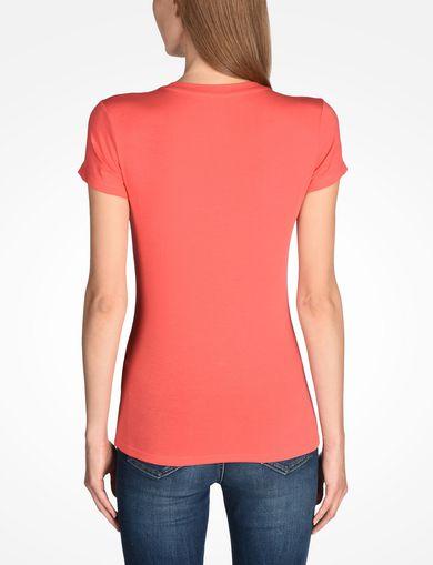 ARMANI EXCHANGE T-shirt au logo Femme R