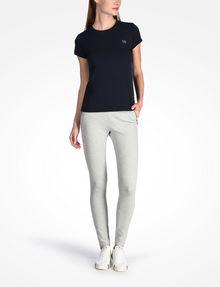 ARMANI EXCHANGE CIRCLE LOGO CREWNECK TEE Logo-T-Shirt Damen a