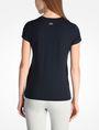 ARMANI EXCHANGE CIRCLE LOGO CREWNECK TEE Logo-T-Shirt Damen r
