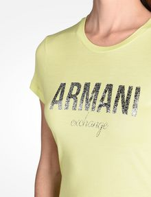 ARMANI EXCHANGE Logo-T-Shirt [*** pickupInStoreShipping_info ***] e