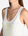 ARMANI EXCHANGE STAR LOGO TANK Logo-Tanktop Damen e