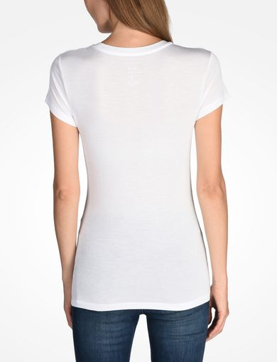 SPECKLE FOIL TEE