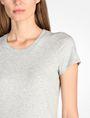 ARMANI EXCHANGE PIMA CREWNECK TEE T-Shirt ohne Logo Damen e