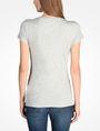 ARMANI EXCHANGE PIMA CREWNECK TEE T-Shirt ohne Logo Damen r