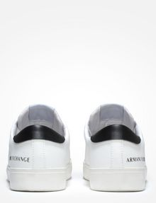 ARMANI EXCHANGE LOW TOP SNEAKER Shoe D d