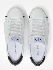 ARMANI EXCHANGE LOW TOP SNEAKER Shoe D e