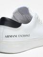 ARMANI EXCHANGE LOW TOP SNEAKERS Shoe D a