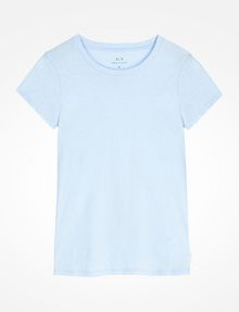ARMANI EXCHANGE Pima-T-Shirt Damen b