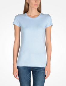 ARMANI EXCHANGE Pima-T-Shirt Damen f