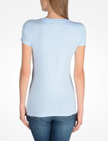 ARMANI EXCHANGE Pima-T-Shirt Damen r