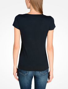 ARMANI EXCHANGE T-Shirt mit Grafik Damen r