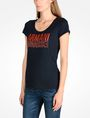 ARMANI EXCHANGE T-Shirt mit Grafik Damen d