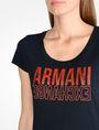 ARMANI EXCHANGE T-shirt graphique Femme e