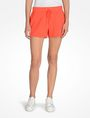 ARMANI EXCHANGE DEBOSSED LOGO SHORTS Fleece Short D f