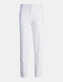 ARMANI EXCHANGE TAILORED SLIM-FIT TROUSER Pant Woman b