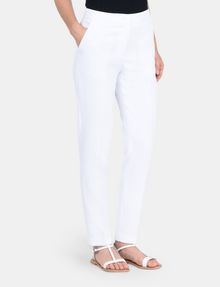 ARMANI EXCHANGE TAILORED SLIM-FIT TROUSER Pant Woman d