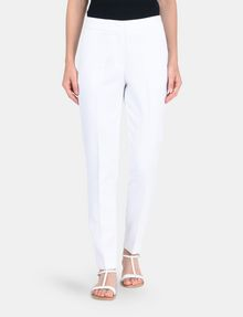 ARMANI EXCHANGE TAILORED SLIM-FIT TROUSER Pant Woman f