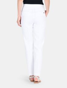 ARMANI EXCHANGE TAILORED SLIM-FIT TROUSER Pant Woman r