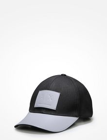ARMANI EXCHANGE LOGO PATCH HAT Hat Man f