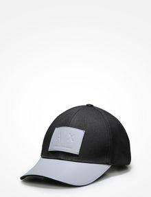 ARMANI EXCHANGE LOGO PATCH HAT Hat Man f