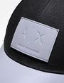 ARMANI EXCHANGE LOGO PATCH HAT Hat Man d