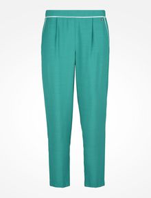 ARMANI EXCHANGE PIPED TRIM TROUSERS Pant D b