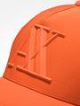 ARMANI EXCHANGE RUBBER AX HAT Hat Man d