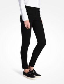 ARMANI EXCHANGE BLACK LOW RISE SUPER SKINNY JEANS Skinny jeans D d
