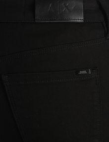 ARMANI EXCHANGE BLACK LOW RISE SUPER SKINNY JEANS Skinny jeans D e