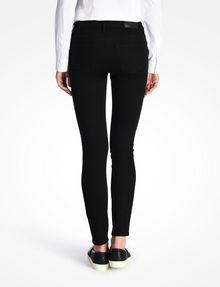 ARMANI EXCHANGE BLACK LOW RISE SUPER SKINNY JEANS Skinny jeans D r