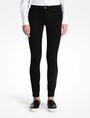 ARMANI EXCHANGE BLACK LOW RISE SUPER SKINNY JEANS Skinny jeans D f
