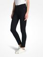 ARMANI EXCHANGE DARK INDIGO MID RISE SUPER SKINNY JEANS Skinny jeans Woman d