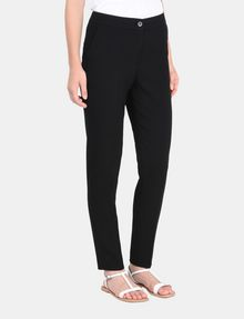 ARMANI EXCHANGE TAILORED SLIM-FIT TROUSER Trouser Woman d