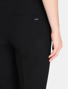ARMANI EXCHANGE TAILORED SLIM-FIT TROUSER Trouser Woman e