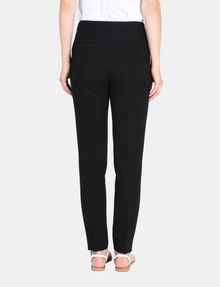 ARMANI EXCHANGE TAILORED SLIM-FIT TROUSER Trouser Woman r