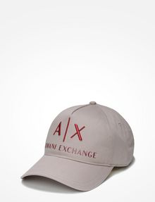 28d5016f19b4 Armani Exchange AX EMBROIDERED HAT
