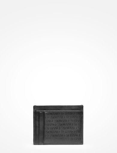 ALLOVER LOGO CARD CASE