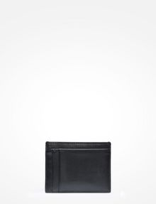 ARMANI EXCHANGE SAFFIANO CARD CASE Small Leather Good Man r