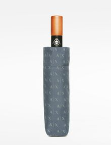 ARMANI EXCHANGE LOGO UMBRELLA Umbrella [*** pickupInStoreShippingNotGuaranteed_info ***] f